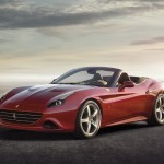 Ferrari California T unveiled in Singapore