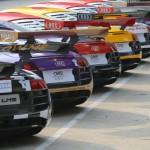 Audi R8 LMS Cup announces 2014 calendar