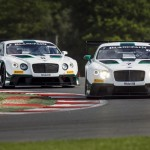 Bentley Continental GT3 storms to victory at Silverstone