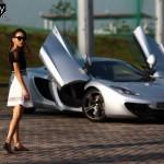 McLaren MP4-12C X Drea Chong