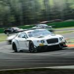 Bentley returns to British racing heritage