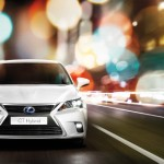 Introducing the new Lexus CT Hybrid