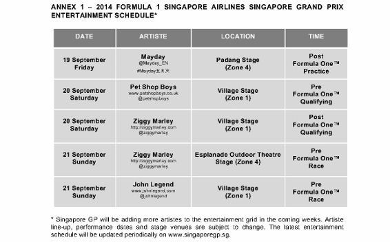 Media Release_Three award-winning acts to perform in Zone 1 of the 2014 FORMULA 1 SINGAPORE AIRLINES SINGAPORE GRAND PRIX_apvd_4 (566x800)