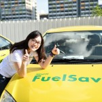 Melissa Huang reaped the most out of the Shell FuelSave Challenge