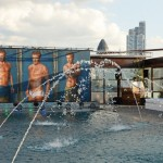 H&M and David Beckham debut Swimwear Collection in London