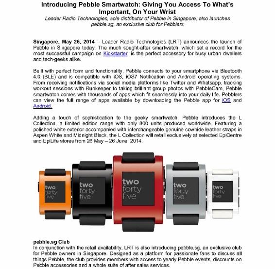 pebble smartwatch launch sg (1)