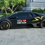Automobili Lamborghini enters Vietnam