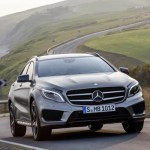 Mercedes-Benz – introducing the new GLA