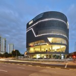 """Audi Centre Singapore named """"Best Retail Architecture"""" in the country"""