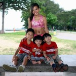 Fit mum Gladys Leong, Singapore's very own Maria Kang