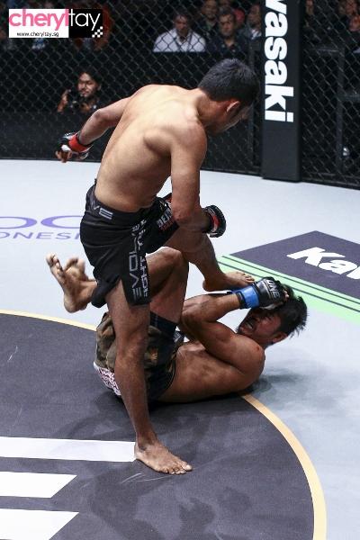 ONE FC Jakarta 2014 highlights (4) (400x600)