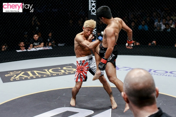 ONE FC Jakarta 2014 highlights (7) (600x400)