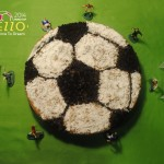 Pezzo launches World Cup themed dessert pizza