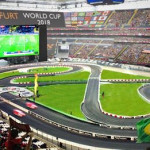 Motor sport and football to join forces at the ROC World Cup