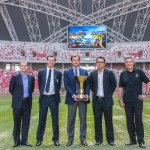 Juventus thrilled to play first major football match in Singapore's new National Stadium