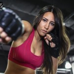 [PHOTOSHOOT] Kirstie Gannaway, Singapore's hottest female MMA fighter from Evolve MMA