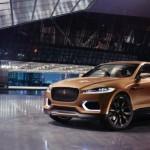 Preview of the Jaguar C-X17 Concept