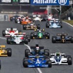 Historic Formula One cars to race under Singapore lights for the first time at the Marina Bay Street Circuit