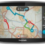 New TomTom GO leads drivers out of traffic