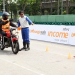 Free defensive riding course for NTUC Income motorcycle insurance policyholders