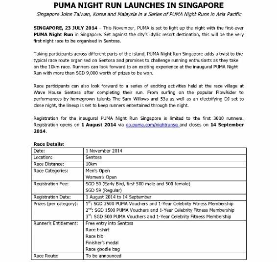 [PRESS RELEASE] PUMA Night Run Launches in Singapore_1 (566x800)