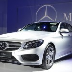 Mercedes-Benz unveils the new C-Class 2014