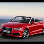 The new Audi A3 Cabriolet 2014