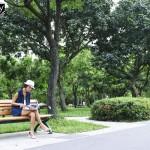 Drea Chong X Daan Forest Park