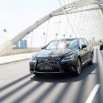 Lexus Hybrid Driveaway: Best of both worlds