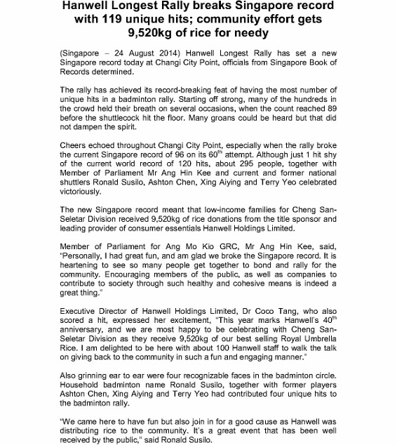 Hanwell Longest Rally Event Day Press Release_1 (566x800)