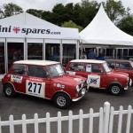 MINI turns 55: a small car with a great history