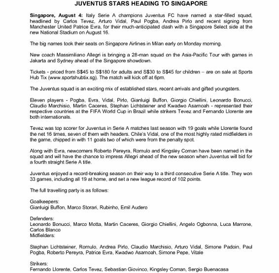 Press Release - Juventus stars heading to Singapore_1 (566x800)