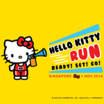 Hello Kitty Run Singapore 2014