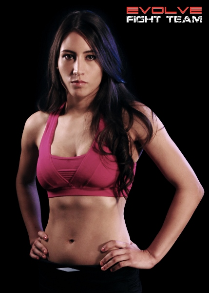Kirstie-Gannaway-Fighter-Profile with Evolve FT logo (429x600)