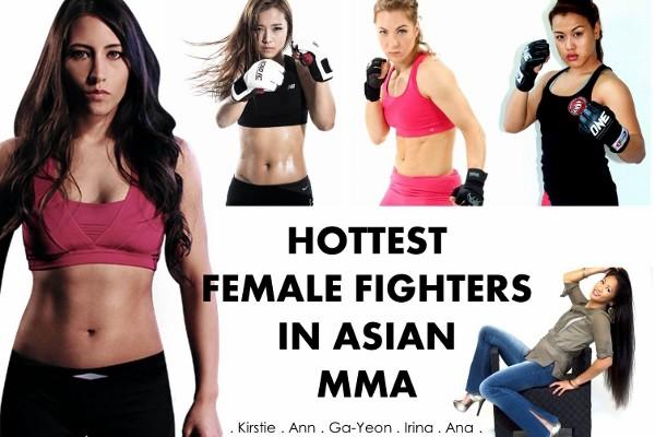 1ada2100a6e87 5 hottest female fighters in Asian MMA