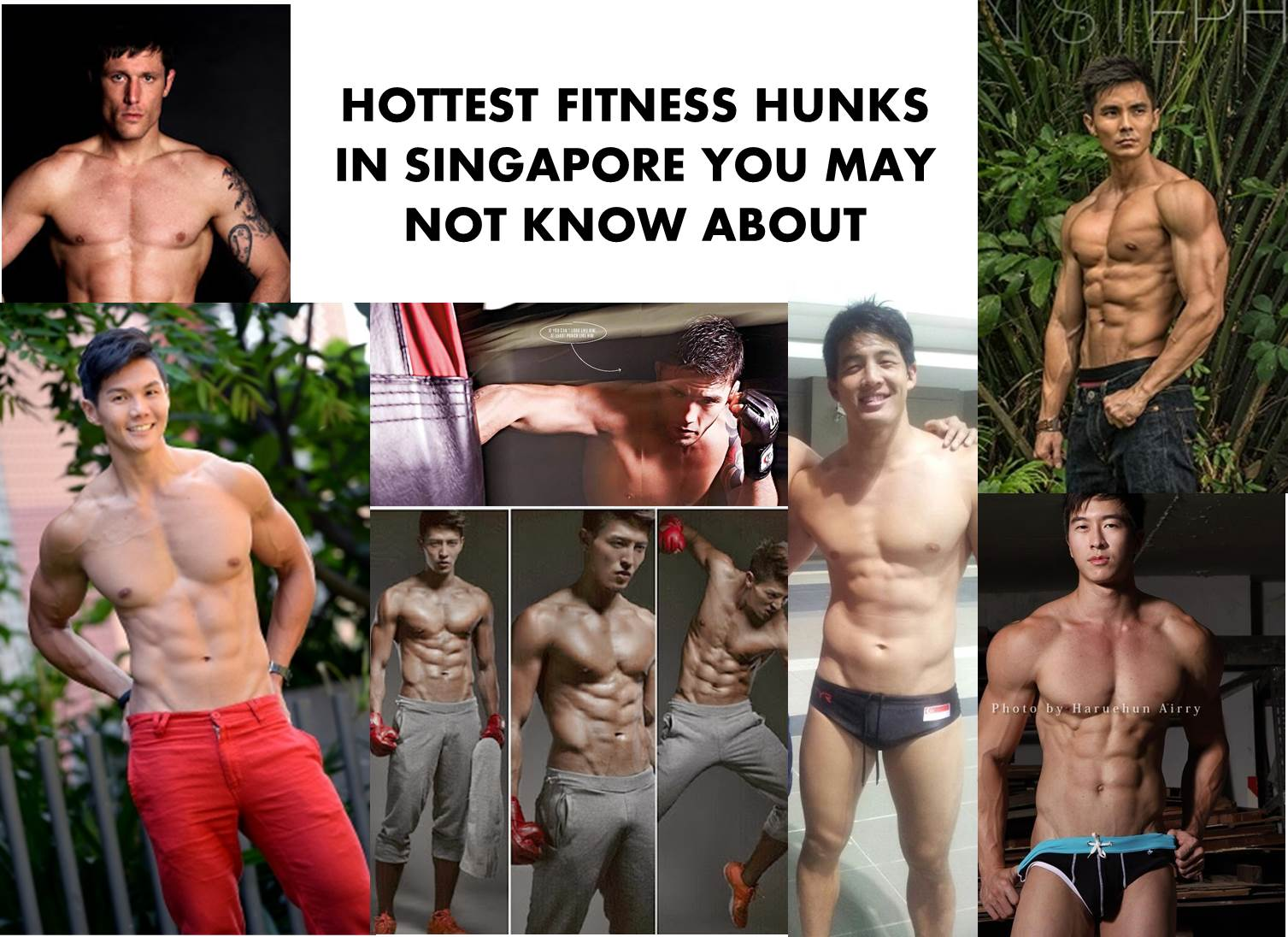 8 hottest fitness hunks in Singapore you may not know of ...