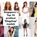 Top 10 prettiest models for local fashion online shops