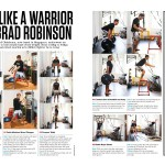 Train like a warrior with Brad Robinson