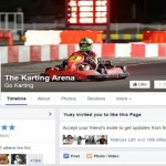 New electric karting track opening in Singapore at Turf City next February