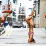 [FITSPO] Roxanne Gan #YogaintheStreets