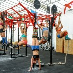 Big quads, so what? These CrossFit girls don't care