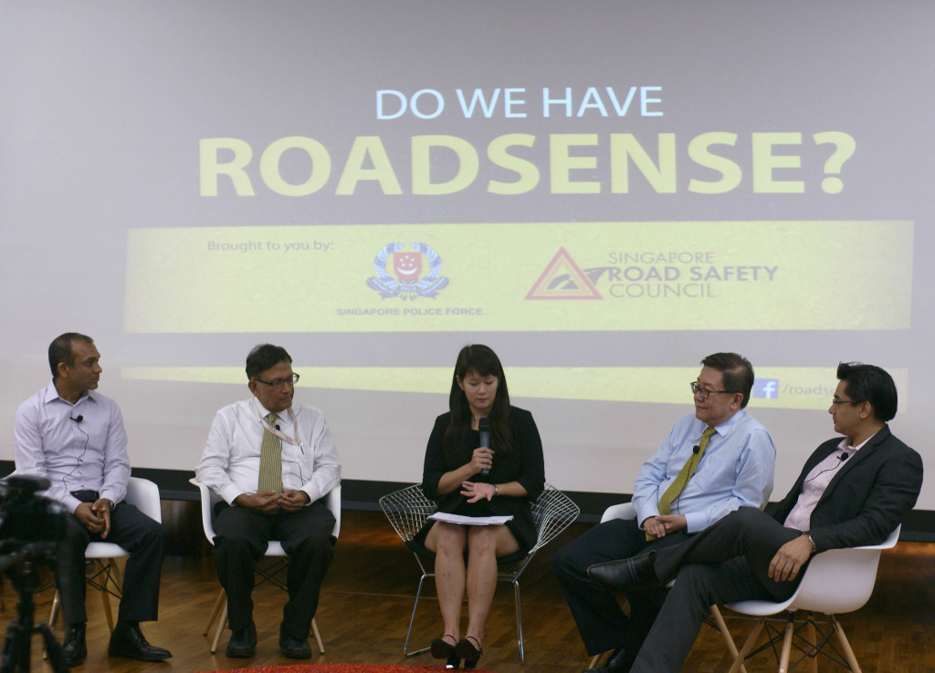 Use Your RoadSense Dialogue - 2