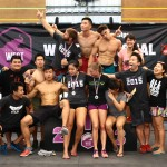 Asia Championships West Sectional, Chiang Mai 2015
