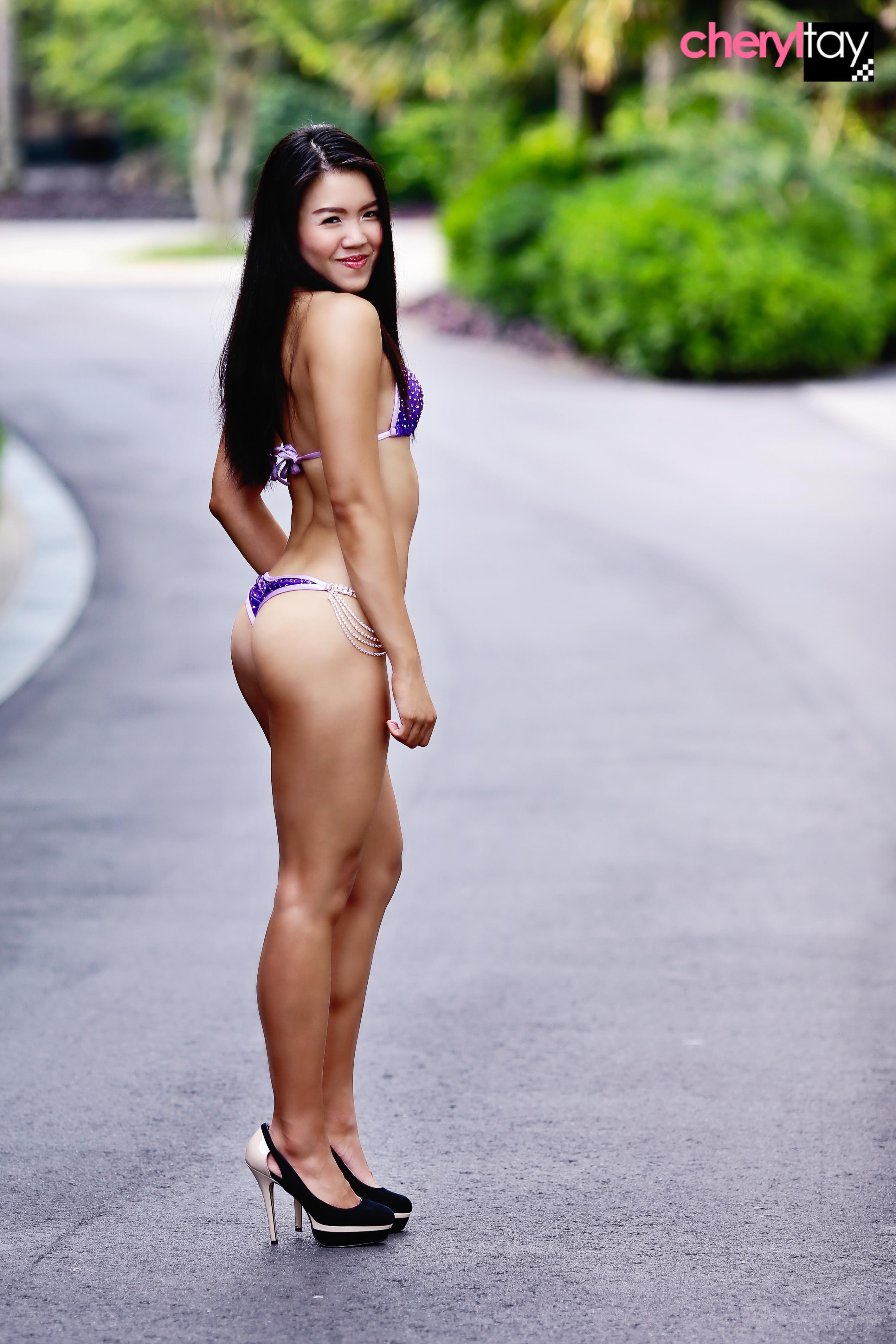 [FITSPO] Natalie Yeo   Cheryl Tay