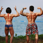 [FITSPO] #Swolemates Seetoh Jiaxin and Ray Yoe