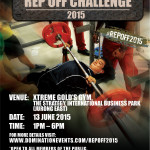 Rep-off Challenge 2015