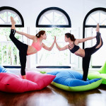 Doob bean bags X Yoga