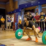 My first CrossFit competition – X45 Challenge