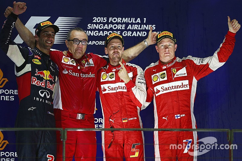 f1-singapore-gp-2015-podium-winner-sebastian-vettel-ferrari-second-place-daniel-ricciardo
