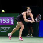 WTA Finals Singapore 2015 – Catching it 'live'